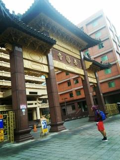 outside Shandao